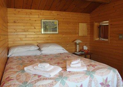 Fuzzy Crocus bedroom