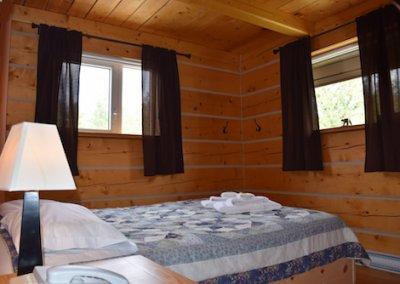 Wolf Den bedroom