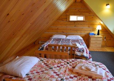 Wolf Den loft futons